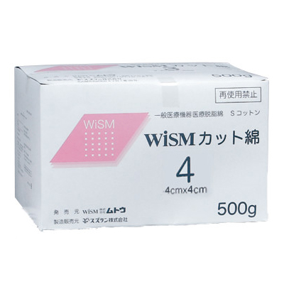Facial Cotton Pads (4×4cm) 2000 pcs