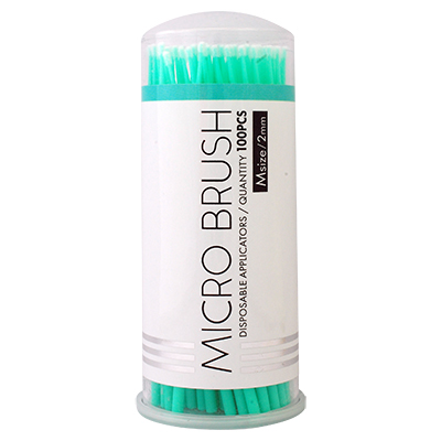 Micro Brush M (Light Green)-1