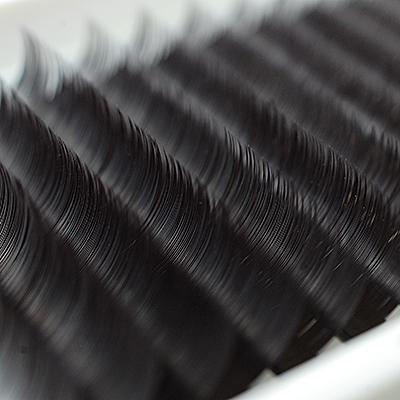 Nano Antibacterial Protect Mink Lash Sheet 12 Lines C Curl 11mm×0.15mm-2