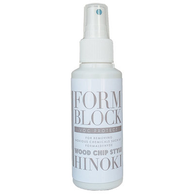 Formaldehyde (Fume) purifier -Hinoki Spray 120ml