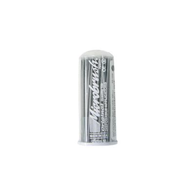 Micro Brush [Short/Silver]