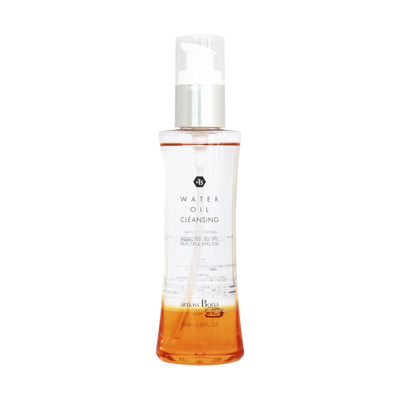 WATER OIL CLEANSING -Oil facial and eye cleansing liquid--1