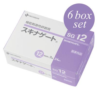 SKINERGATE For Lower Eyelashes (6 box/144 rolls)