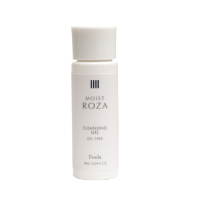 MOIST ROZA Cleansing Gel 19ml