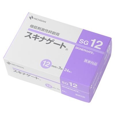 SKINERGATE for Lower Eyelashes (1 box/24 rolls)-1