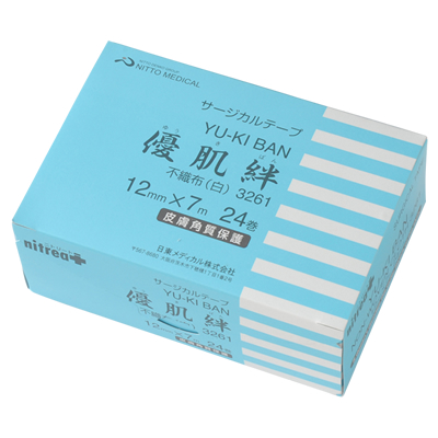Yukiban Non-woven Tape (1 box/24 rolls)-1